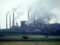 Загрязнение воздуха в РФ в первом полугодии 2011 г снизилось на 0,8%