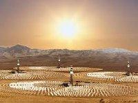 В калифорнийской пустыне построят СЭС мощностью 550 МВт