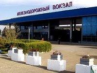 «Солнечный» вокзал в солнечной Анапе