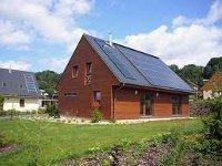 Немецкая деревня производит на 321% больше электричества, чем ей нужно