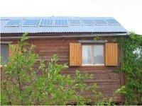 Томские отдаленные поселки будут освещены от солнечных батарей