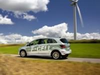 Daimler запустит водородные автомобили в серию уже в 2012 году