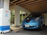 Nissan создала новую быстродействующую зарядную станцию для электромобилей