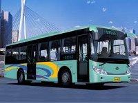В Татарстане запустят автобусы с электродвигателем