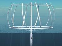 Испытан плавающий ветряк, способный накапливать энергию