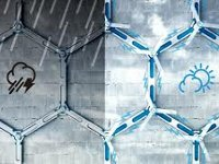 Wind Cube - ветроустановка, которая крепится на стене здания