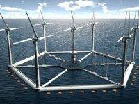 Между ветропарками в Северном и Балтийском морях построят высоковольтную сеть