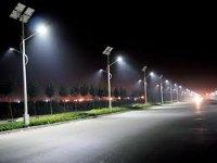 Создано первое в истории шоссе, освещенное светодиодами