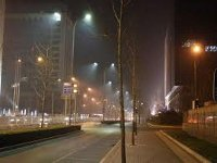 В Москве установят фонари, работающие от солнечных батарей