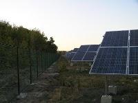 В Винницкой области запущена вторая очередь солнечной электростанции