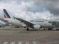 Эр Франс совершила первый рейс с использованием биотоплива