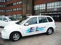 АвтоВАЗ выпустит 100 электрокаров ELLada в 2012 году