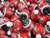 Coca-Cola переработает весь пластик в Лондоне после Олимпиады