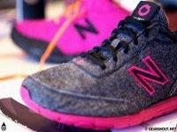 New Balance представляет кроссовки из бутылок