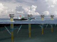 Строительство Северной приливной станции начнется в 2012 году