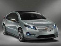 Американские дипломаты пересели на электромобили Chevrolet Volt