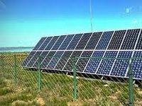 В Казахстане началось строительство завода солнечных преобразователей мощностью 60 МВт