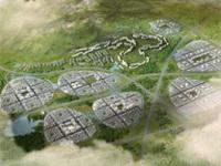 Немецкие архитекторы строят в Китае эко-район на ВИЭ