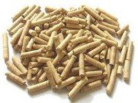 Немецкие производители древесных топливных гранул экспортируют 40% своей продукции