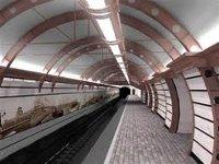 Метрополитен в Санкт-Петербурге будут освещать светодиоды