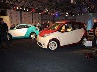 Е-авто выпустит в 2012 году около 25 тыс. автомобилей