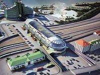 В России появится первый солнечный железнодорожный вокзал
