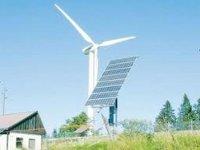 Первую в Томской области сельскую ветро-солнечную электростанцию запустят осенью 2012 г