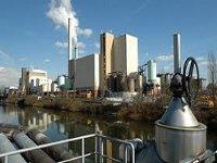 Greenpeace протестует против строительства в Москве нового мусоросжигательного завода