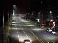 На улицах Сочи появятся светодиодные фонари