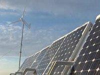 Иркутская область: Началось строительство первой очереди ветро-солнечной станции в Онгурене