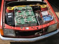 Аккумуляторы Лиотех будут применяться в гибридных энергоустановках с использованием ВИЭ