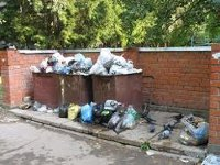 В 2011 году в Москве было накоплено 6 млн тонн коммунальных отходов