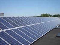В Астраханской области начат монтаж солнечной станции