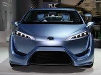 Toyota намерена вывести на рынок водородный автомобиль уже в 2015 году