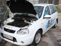 Электромобиль El Lada