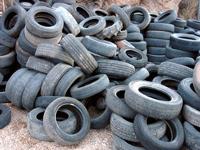 Линия по переработке шин