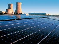 Промышленная солнечная станция в Жамбыльской области