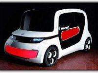 Беспилотный электромобиль