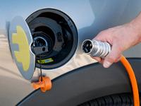 Зарядка для электромобиля