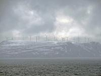 Арктический ветропарк в Норвегии