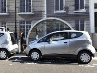 Электромобили во Франции