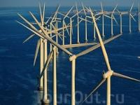 Французы панируют построить на Украине ветроэлектростанцию