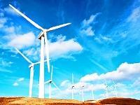 Ветроэлектростанция в Тибете