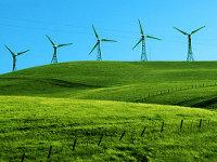 Курган: подведены промежуточные итоги реализации проекта по строительству ветропарка