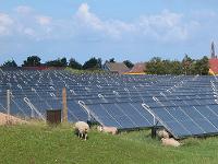 Инвесторы вышли на солнечную панель