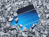 Поликристаллические солнечные модули
