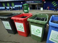 Раздельный сбор мусора в Санкт-Петербурге