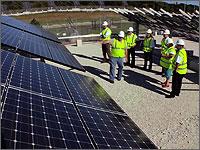 Солнечная электростанция в орске