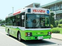 Первый в мире автобус на биотопливе из водорослей