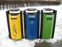 Раздельный сбор отходов в Узбекистане